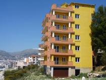 Hotel - residences (apartments and hotel) for sale in Saranda-Albania G0005
