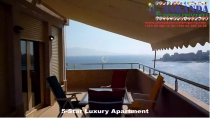 5-Stars Luxury Suite Apartment for rent for holidays in Saranda (K0022)