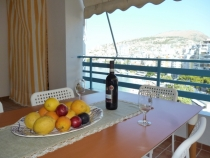 Apartment for rent for holidays in Saranda (K0023)